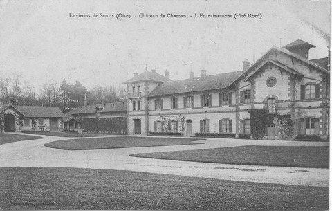 Chateau de Chamant