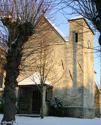 église vue 3